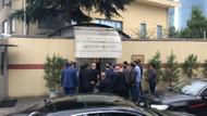 Türk polisi Suudi Başkonsolosluğu'na girdi