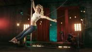 Aleyna Tilki'nin elleri direk dansı yüzünden nasır tuttu