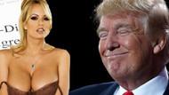 Trump at suratlı dediği yetişkin film yıldızı Stormy Daniels ile yine alay etti