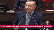 Gürsel Tekin: Emeklilikte yaşa takılan Erdoğan 46 yaşında emekli olmuş