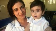 18 ayda 16 ameliyat geçiren  Deniz Eymen bebek, 20'nci ayında taburcu oldu