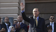 Erdoğan Gagavuz Türkleri'ne iki TOMA hediye etti