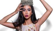 Miss Earth yarışmasında İsrailli güzelle fotoğraf çektiren Lübnanlı güzelin ünvanı elinden alındı
