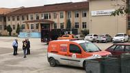 Sakarya'da lisede gaz kaçağı paniği: Bina boşaltıldı