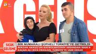 Müge Anlı canlı yayında duyurdu! Ali Rıza Eraslan'ı INTERPOL yakaladı