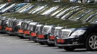 Saray arabadan vazgeçemiyor: Gelecek yıl 28 araç daha alınacak