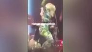 Aleyna Tilki'nin tepinerek dans ettiği videosu olay oldu