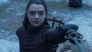 Maisie Williams, Game of Thrones 8. sezondaki son sahnesini anlattı