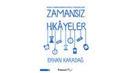 Erhan Karadağ ilk anı kitabı Zamansız Hikayeleri okurlarıyla buluşturdu