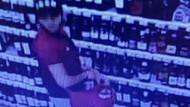 AVM'deki organize viski hırsızlığı güvenlik kameralarına yakalandı