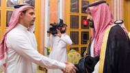 Suudi Prens Selman, Cemal Kaşıkçı'nın oğluyla buluştu: Babanı öldürdük ama..