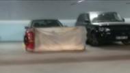 Son dakika: Otoparktaki başkonsolosluk aracında iki bavul bulundu