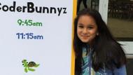 Dünya devi şirketler 10 yaşındaki kızın peşinde