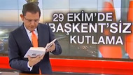 Fatih Portakal 29 Ekim tartışmalarına Yılmaz Özdil'in kitabıyla katıldı