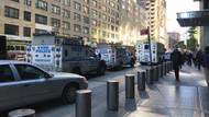 New York'ta bomba alarmı! CNN binası tahliye edildi