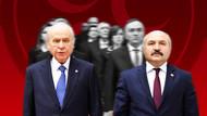 Son dakika: Devlet Bahçeli Erhan Usta'yı görevden aldı