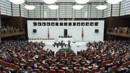 CHP ve MHP milletvekilleri arasında kavga çıkı