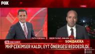 Fatih Portakal'ın kravat tepkisi sosyal medyayı salladı