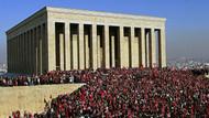 Atatürk'ün Anıtkabir'e defnine ilişkin yeni görüntüler ortaya çıktı