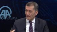 Milli Eğitim Bakanı Ziya Selçuk'tan yoğun bakım itirafı