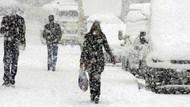 Meteorolojiden bazı bölgelere kar ve yağmur uyarısı