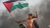 Halka Yol Gösteren Özgürlük: Gazze protestosunda çekilen fotoğraf Delacroix'nın resmine benzetiliyor