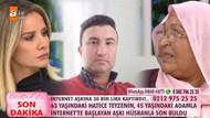 63 yaşındaki Hatice Kılıç internet aşkına 30 bin lira kaptırdı!