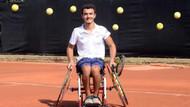 Engelleri aştı, Türkiye şampiyonu oldu