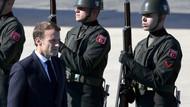 Fransa Cumhurbaşkanı Macron İstanbul'da