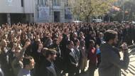 Beyoğlu'nda Andımız eylemi