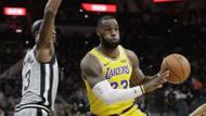 LeBron James NBA tarihinin en skorer 6'ncı ismi oldu