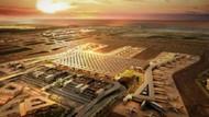 Sosyal medyada dolaşan fotoğraflara göre yeni havalimanının adı İstanbul mu?