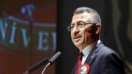 Cumhurbaşkanı Yardımcısı Fuat Oktay: Atatürk'ü silmek isteyenler oldu