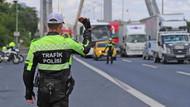 Jandarma ve diğer polis ekipleri de trafik cezası yazabilecek