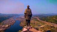 Dünyanın en uzun heykeli açıldı