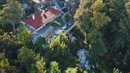 Adnan Oktar'ın villasının büyük bölümü yıkıldı