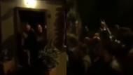 Meral Akşener'in evinin önünden yeni görüntü: Bir gece ansızın gelebiliriz