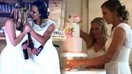 Bayern Münih'in iki kadın oyuncusu evlendi