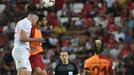 Galatasaray Antalyaspor deplasmanında kazandı: Antalyaspor Galatasaray 0-1