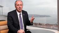 Muharrem İnce İstanbul adayı olmak için hangi şartı öne sürdü?