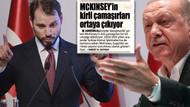 Akit gazetesi: McKinsey'in kirli çamaşırları ortaya çıkıyor