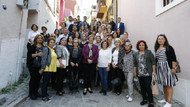 CHP'li kadınlar İsmet İnönü'ye doğduğu evde sahip çıktı