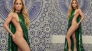 Jennifer Lopez'den 49 yaşına inat cesur dekolte