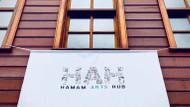 Galeri Binyıl Hamam Arts Hub güncel sanat sergisi Organik Denemeler