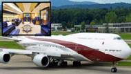 Tartışmalı Katar uçağı ilk görev uçuşunda! Erdoğan Paris'e TC-TRK ile uçtu