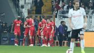 Sivasspor Beşiktaş'ı İstanbul'da devirdi!