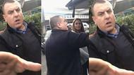 Atatürk Havalimanı'nda Uber sürücüsüne saldırı: Bayanlar olmasa senin ağzını burnunu kırardım
