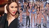 Demet Şener'in Victoria's Secret kızları gibi olma hayali