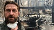 Hollywood yıldızlarının evleri kül oldu