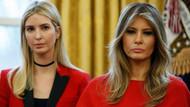 Beyaz Saray'ın kadınları arasında soğuk rüzgarlar